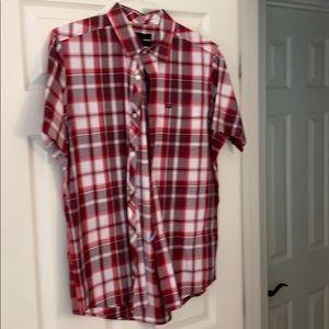 Men's Hurley short sleeve